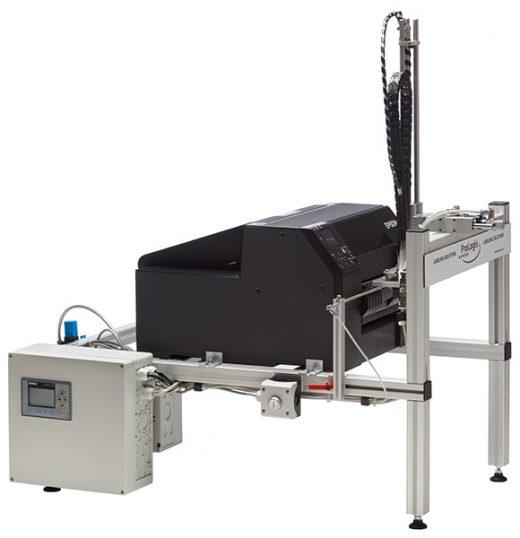 PLF1000 Etikettiersystem mit Farbetiketten