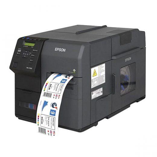 """Live-Webinar """"Alles zum Thema Farbetikettendruck, sowie Lösungen zur halb- und vollautomatischen Weiterverarbeitung der Etikettenrollen"""""""